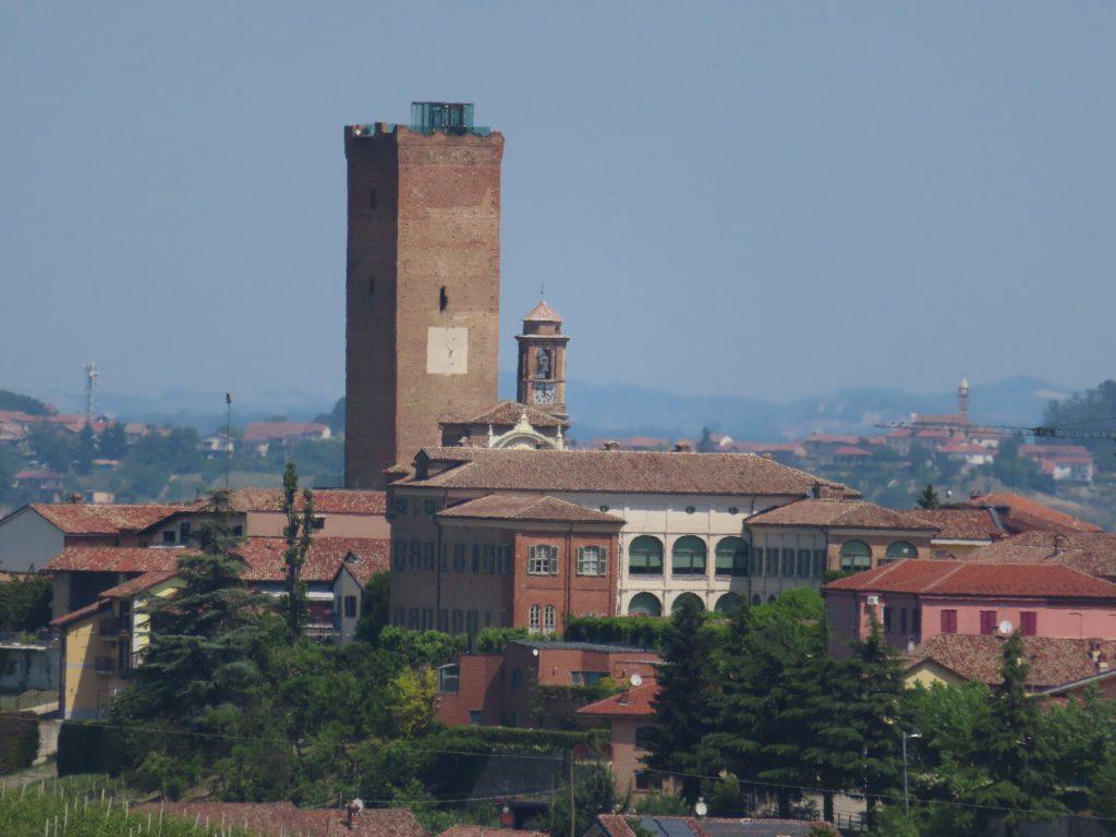 Antica torre barbaresco